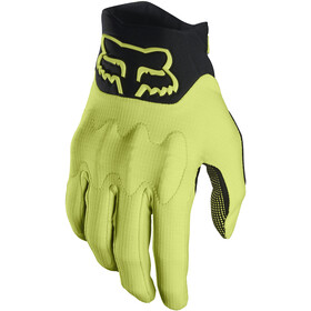 Fox Defend D3O Gloves Herr sulphur